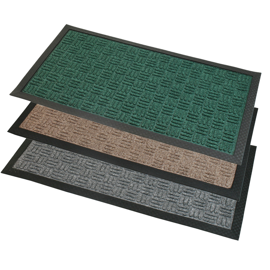 JVL Firth Tile Design Indoor Mat