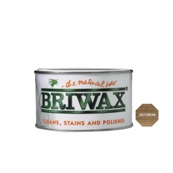 Briwax Natural Wax 400g Jacobean