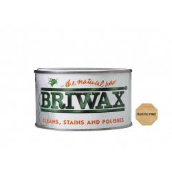Briwax Natural Wax 400g Rustic Pine