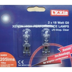 Lyvia G9 Xenon Twin Pack