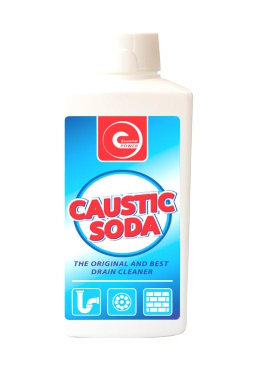 Essentials Caustic Soda - 2.5kg