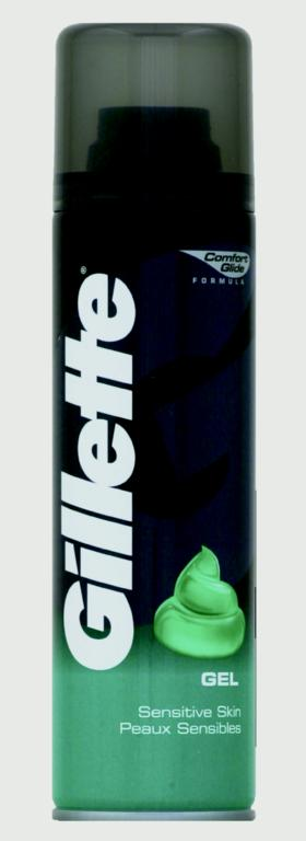 Gillette Shave Gel Sensitive - 200ml