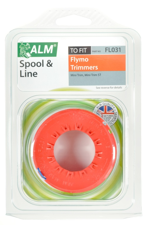 ALM Spool & Line - To Fit Flymo