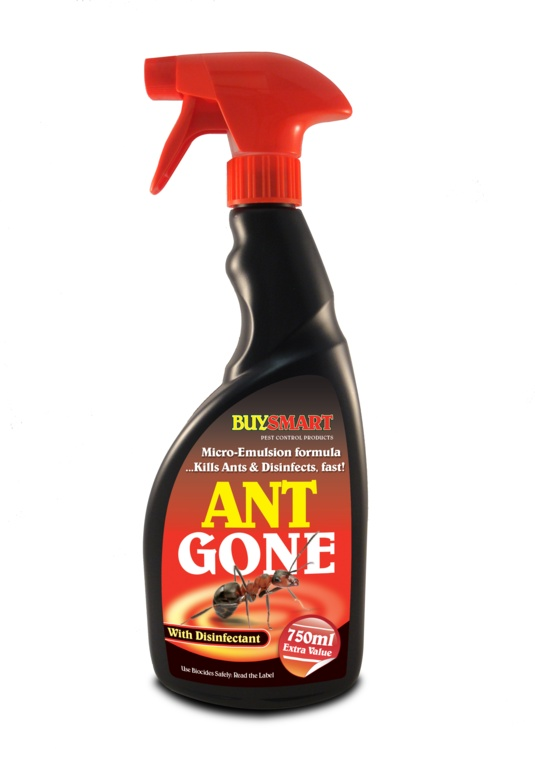 Buysmart Ant Gone - 750ml Trigger Spray