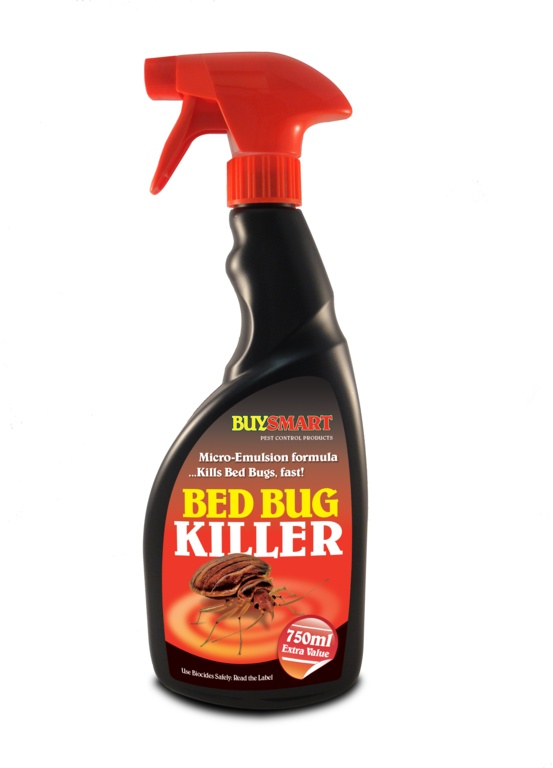Buysmart Bed Bug Killer - 750ml Trigger Spray