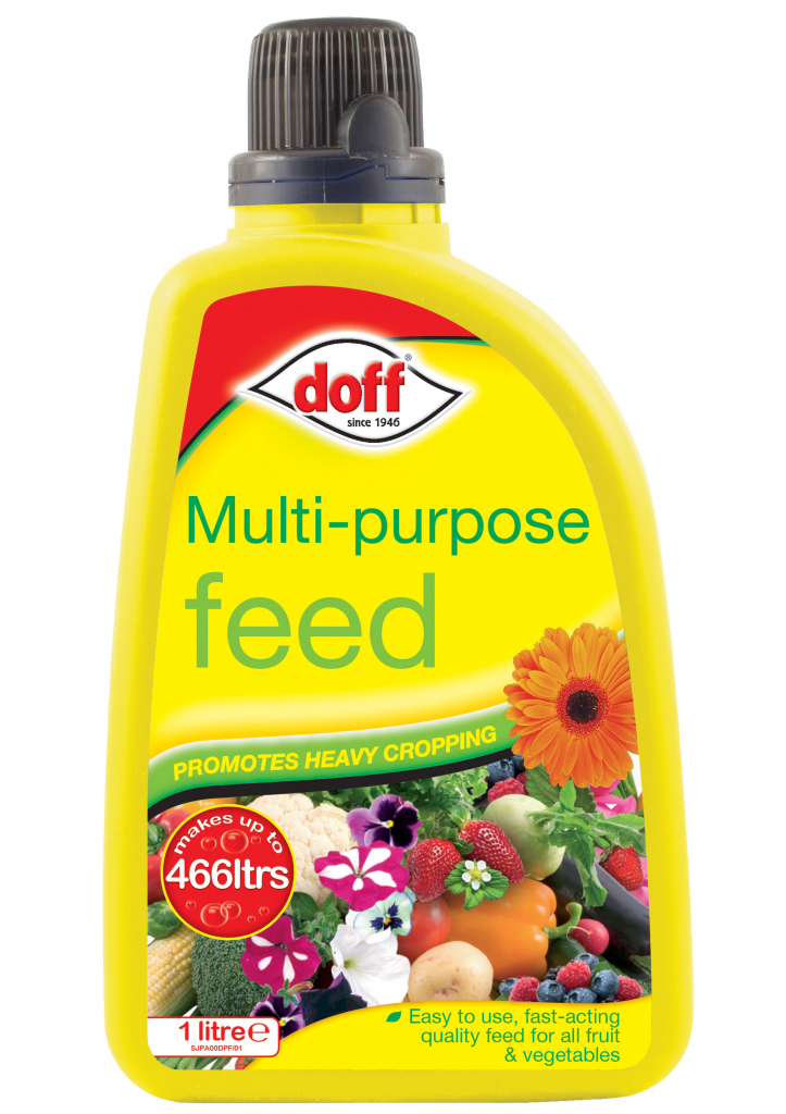Doff Multi Purpose Feed Concentrate - 1L