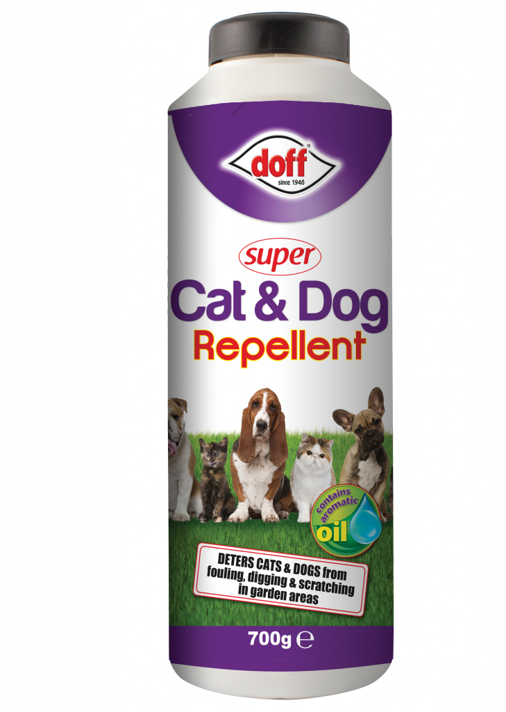 Doff Super Cat & Dog Repellent - 700g