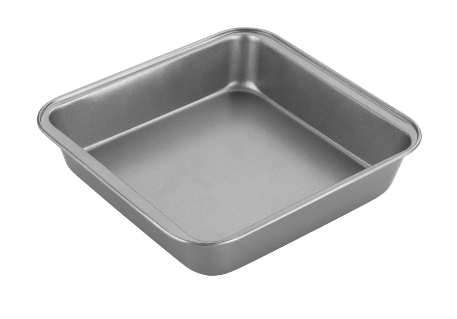 Chef Aid Non Stick Brownie Pan - 23 x 23 x 5cm