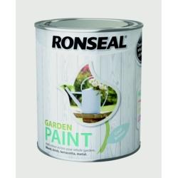 Ronseal Garden Paint 750ml Stax Trade Centres