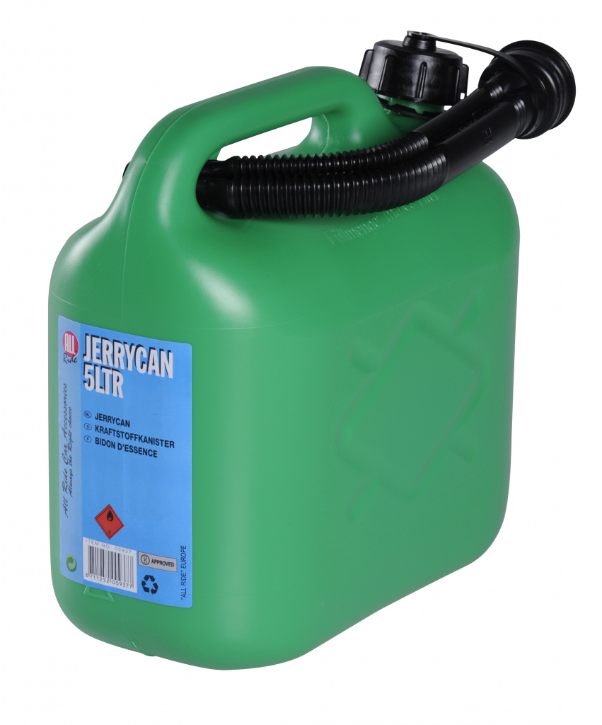 All Ride Jerry Can 5L - Green