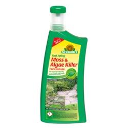 Neudorff Organic Moss & Algae Killer