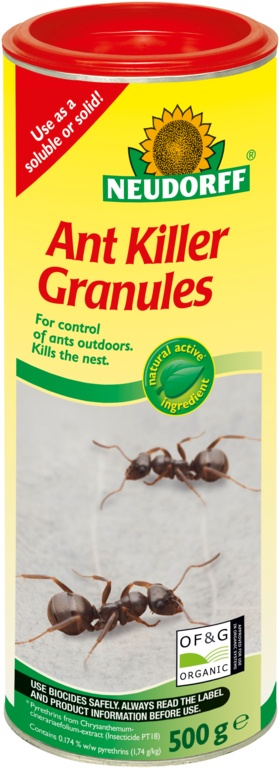 Neudorff Ant Killer Granules - 500g