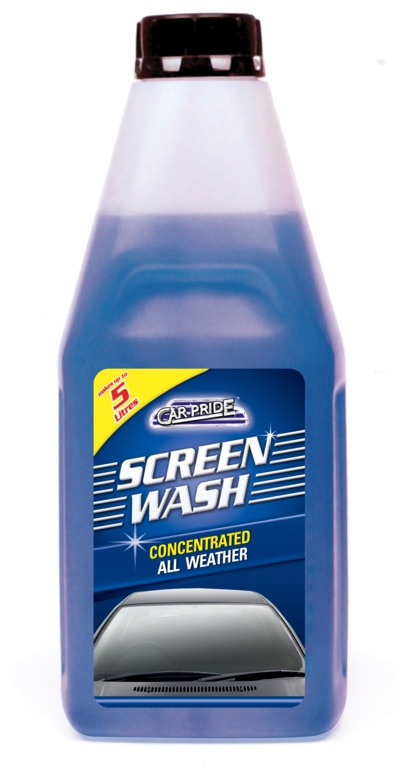 Car Pride Screen Wash - 1L