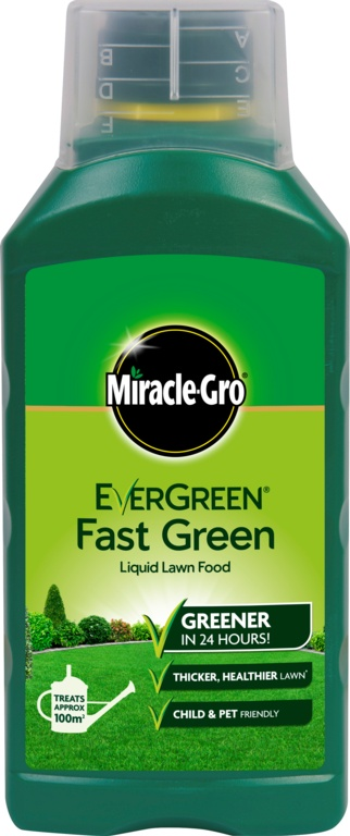 Miracle-Gro Evergreen Fast Green - 1L Concentrate