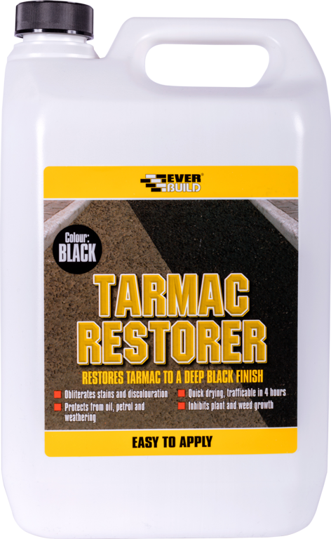 Everbuild Tarmac Restorer - 5L