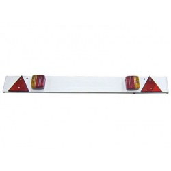 Streetwize Trailer Board with 4m Cable - 4ft