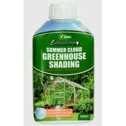 Vitax Summer Cloud Greenhouse Shading
