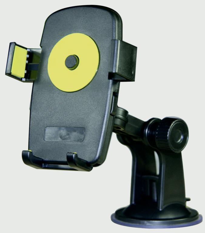 Streetwize Easy One Touch Gadget Holder - 50-90