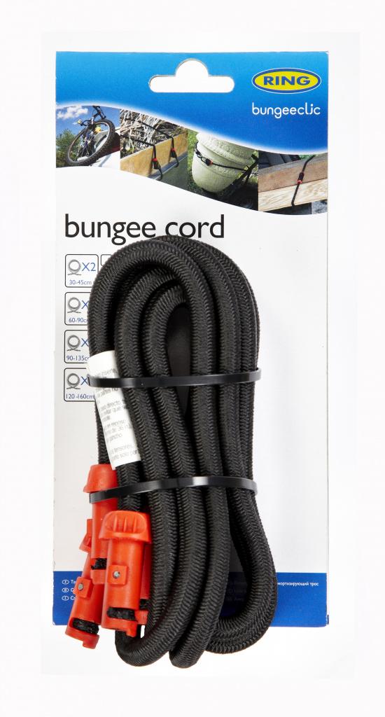 Ring Bungee Clic Cord - 120cm
