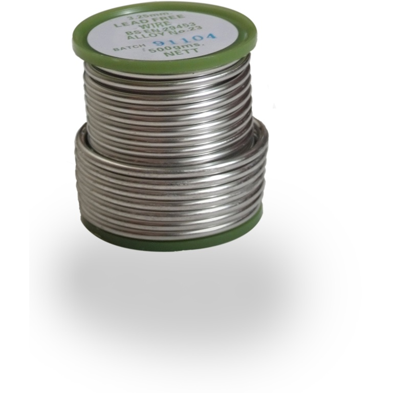 Cubralco Solder Lead Free - 500g 3mm