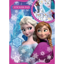 Frozen Sticker Pad