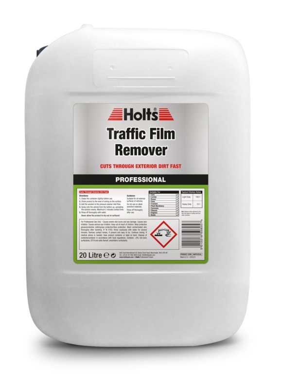 Holts Traffic Film Remover - 20L