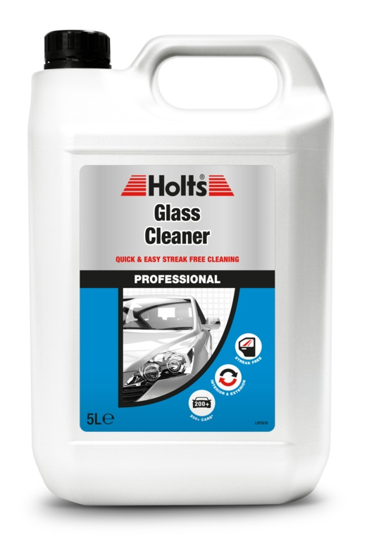 Holts Glass Cleaner - 5L