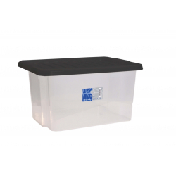 TML Car Boot Storage Box & Black Lid