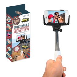 Global Gizmos Selfie Stick With Bluetooth