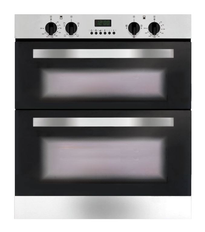 Matrix Built Under Stainless Steel Double Electric Oven