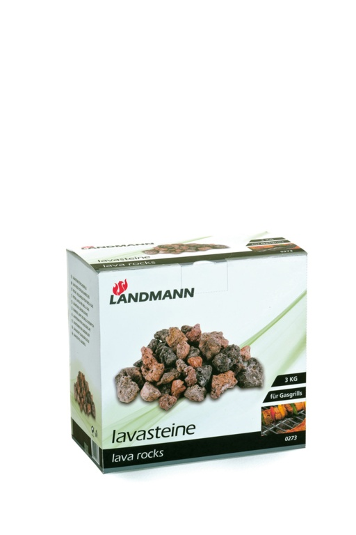 Landmann Lava Rocks - 3kg