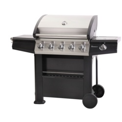Lifestyle Dominica 5 + 1 Gas Barbecue