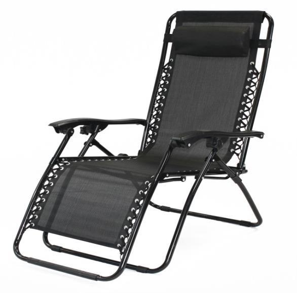 SupaGarden Zero Gravity Chair - Grey