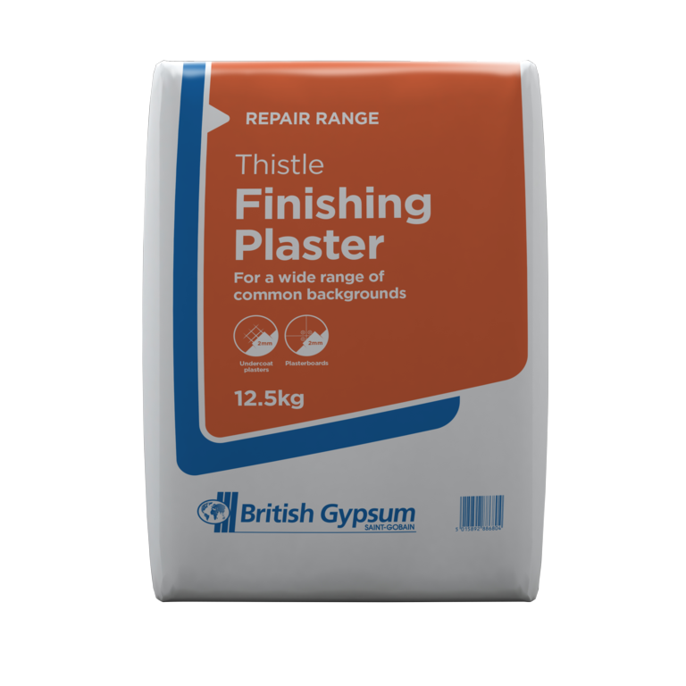 Artex Thistle Finishing Plaster - 12.5kg