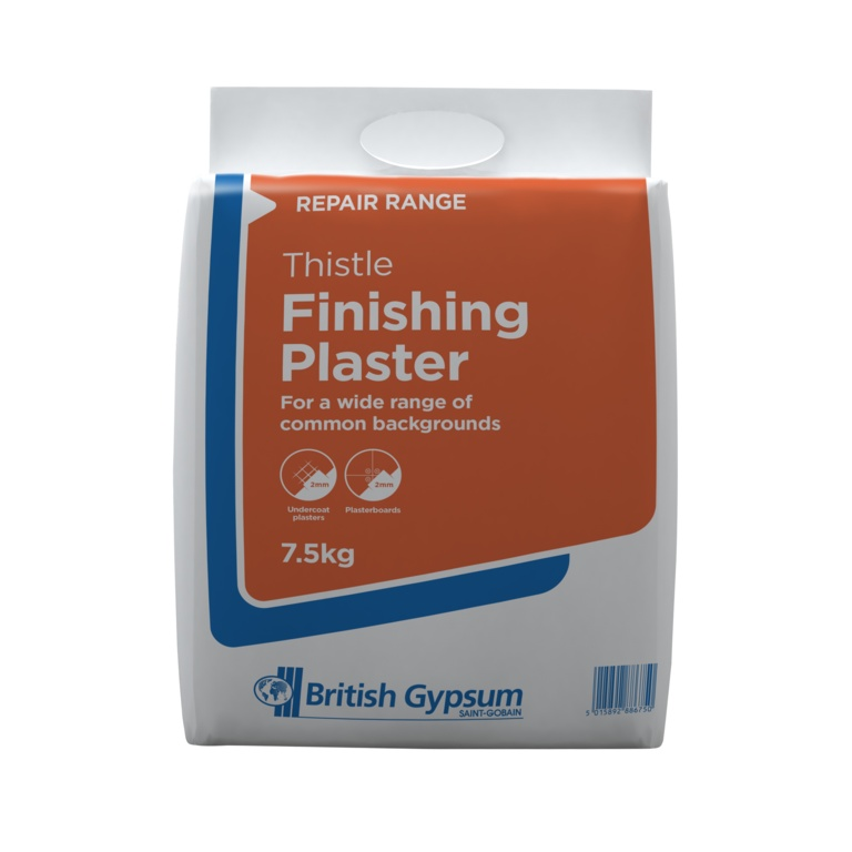 Artex Thistle Finishing Plaster - 7.5kg