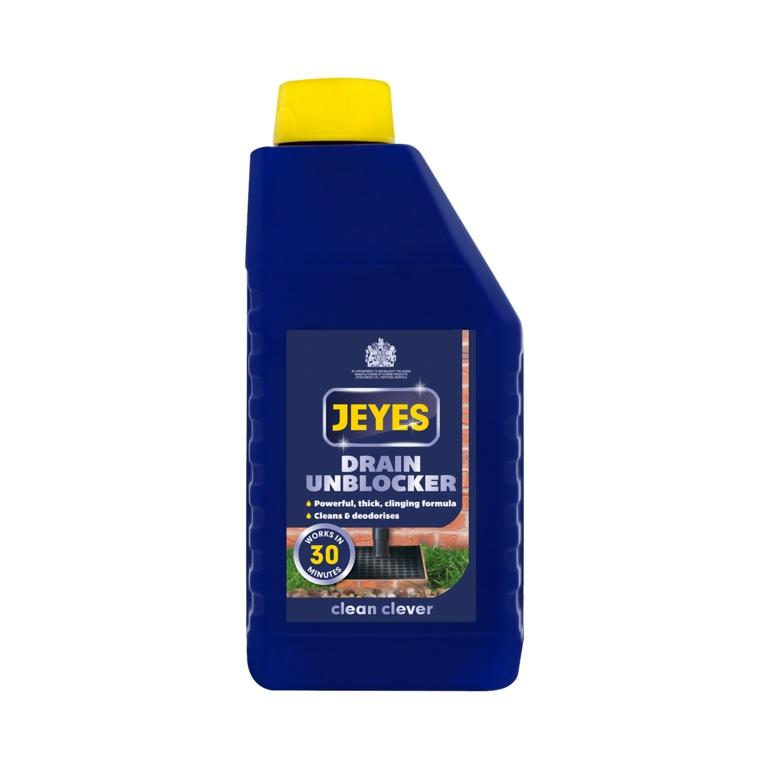 Jeyes Drain Unblocker - 500ml
