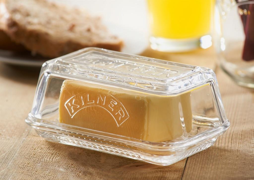 Kilner Butter Dish - 7.2cm x 17cm