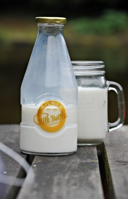 Kilner Milk Bottle - 568ml