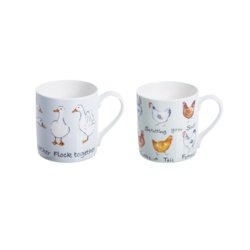 Rayware Bone China Mug