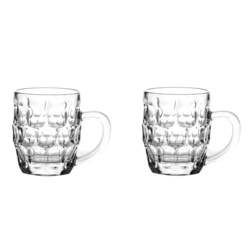 Rayware Essentials Dimple Beer Glass