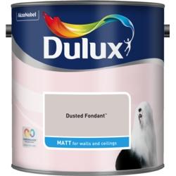 Dulux Standard Matt 2.5L Dusted Fondant