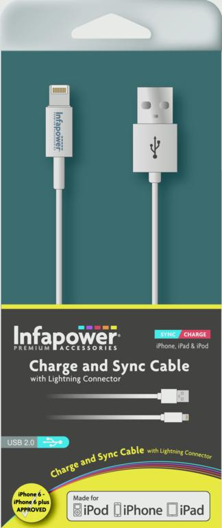 Infapower Apple Lightning USB Cable