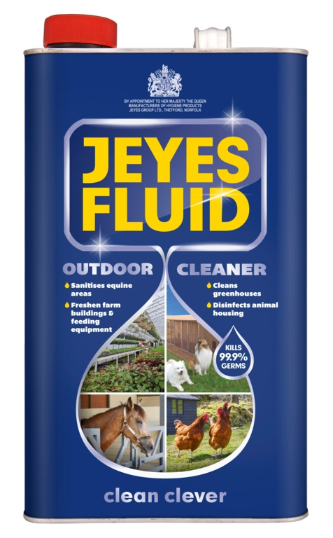Jeyes Original Formulation Fluid - 5L Metal Can
