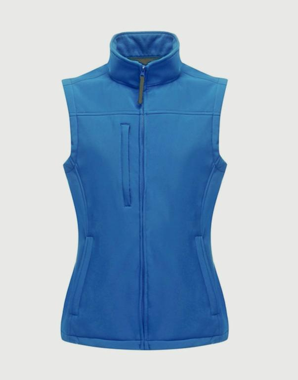 Regatta Womens Softshell Body Warmer Navy - Size 12