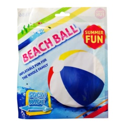 Summer Fun Beach Ball