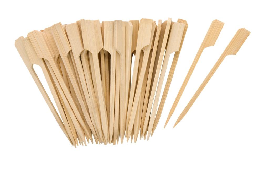 Tala Bamboo Cocktail Sticks - Set Of 50