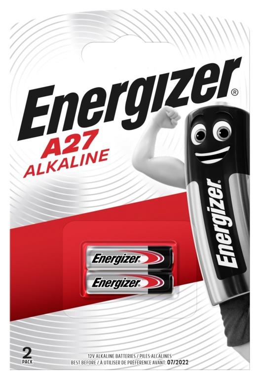 Energizer Alkaline 12v Battery - A27