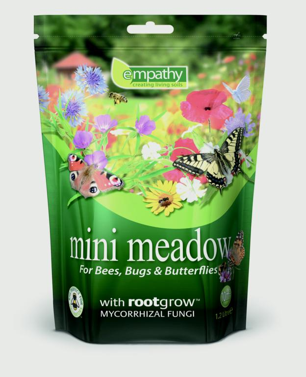 Empathy Mini Meadow Flower Seed With Rootgrow - 10m2