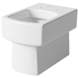 SP Micro Square Back To Wall Pan