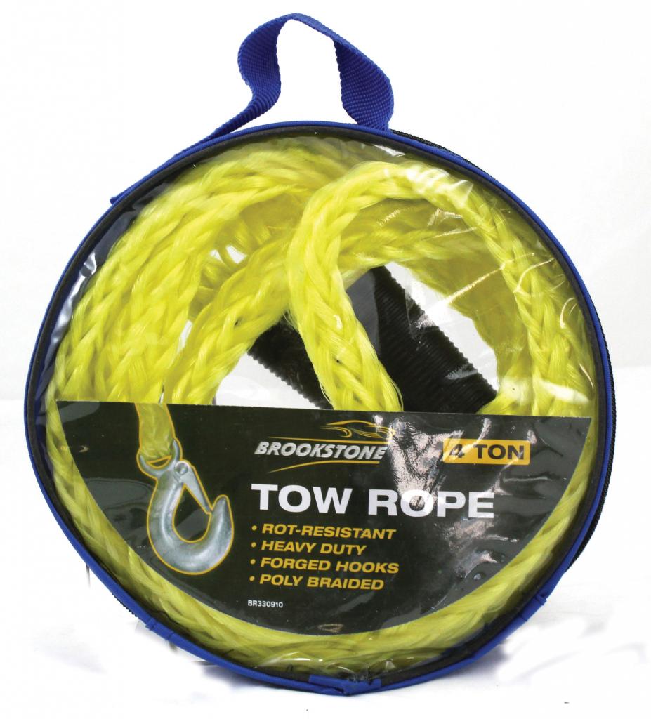Brookstone Touring Tow Rope - 4 TON